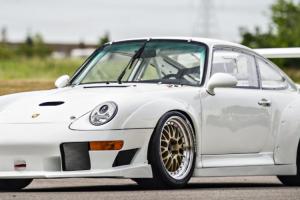 Porsche 911 GT2 Evo vai a leilão por milhões de euros