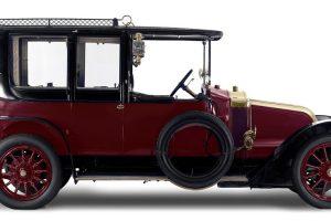 Renault Portugal apadrinha Renault 20HP (1912) do Museu do Caramulo
