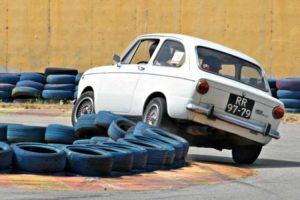 O meu clássico com história: Fiat 850 de 1969