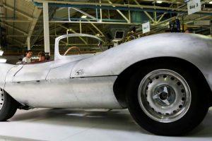 Jaguar XKSS: reconstrução do lendário super-carro de 1957