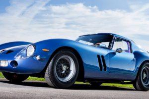 Ferrari 250 GTO à venda por mais de 50 milhões de euros