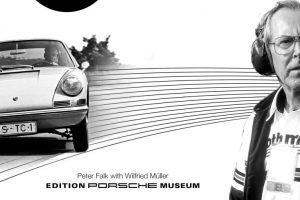 """Lançamento do livro """"Peter Falk: 33 Years of Porsche"""""""