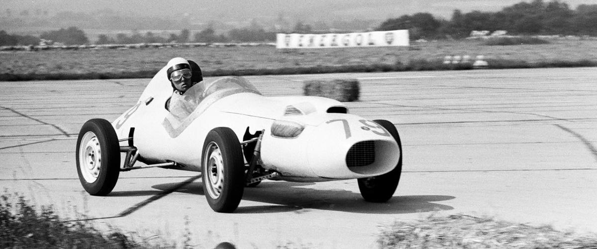 O caminho até à F1: Gerhard Mitter