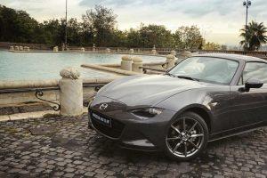 Mazda inicia pré-venda do Mazda MX-5 RF em Portugal