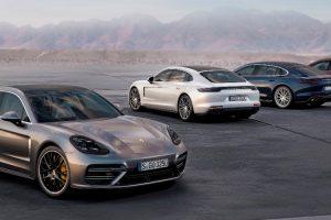 Porsche amplia gama Panamera com duas novas versões