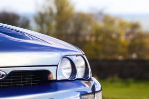 """Livro """"Factory Original Ford RS Cosworths"""""""