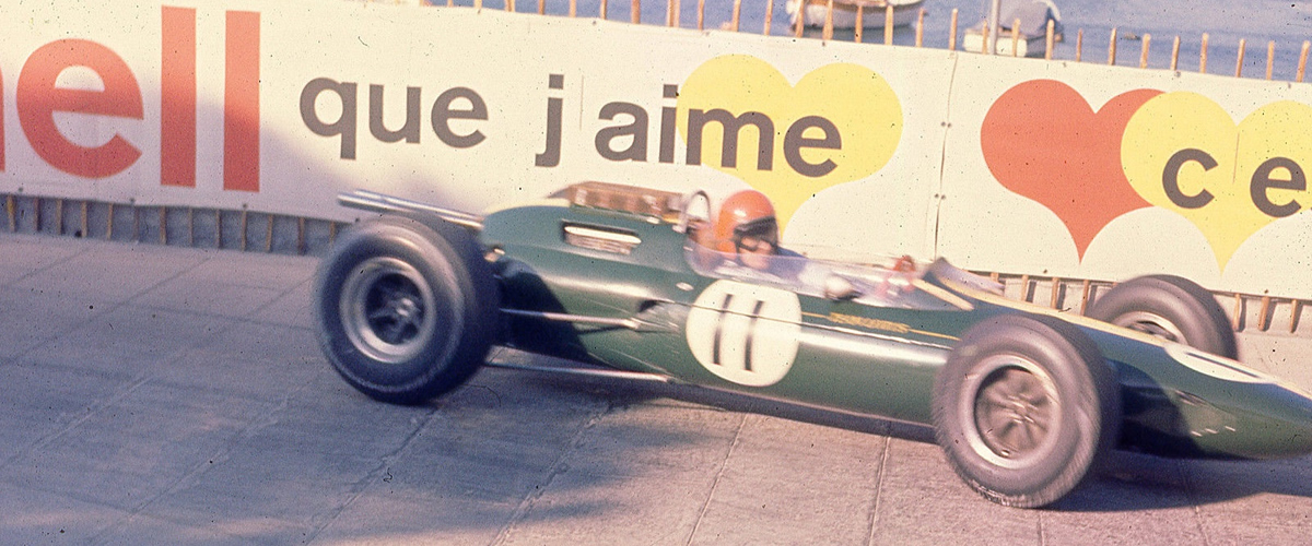O caminho até à F1: Peter Arundell