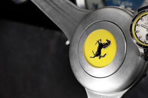 Espiral do Tempo junta relojoaria e automóveis clássicos