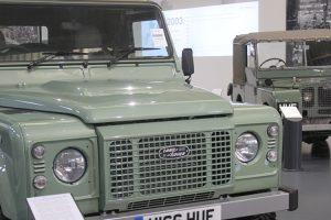 Land Rover vai ter um livro dos seus 68 anos em Portugal