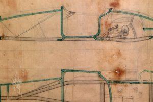 Museu do Caramulo publica desenhos técnicos originais do Alba