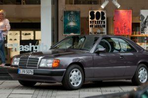 Automóveis míticos: Mercedes-Benz E Coupé