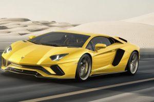 Lamborghini Aventador S chega em 2017 com 740 cavalos