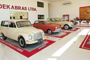 A história da concessionária DKW que continua no activo