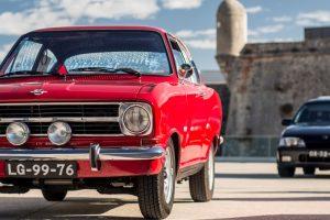 Mais de 50 automóveis no Encontro de Natal do Opel Classic Racers
