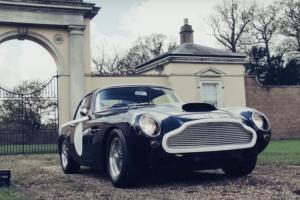 O Aston Martin DB4 GT Lightweight é mais forte que o chá do pequeno-almoço inglês