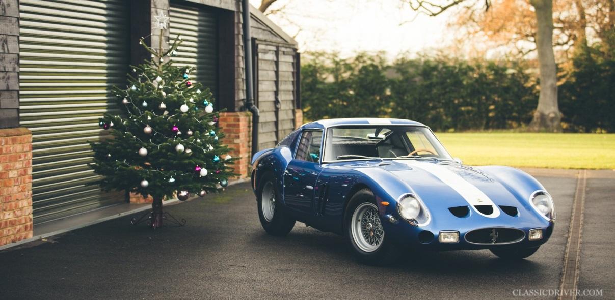 Tudo o que nós queremos para o Natal é este Ferrari 250 GTO