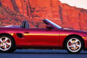 Quanto custa o Porsche Boxster de primeira geração?
