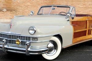 Chrysler Town & Country vai a leilão