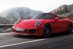 Novos modelos Porsche 911 GTS: dinâmicos, confortáveis e eficientes
