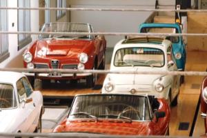 Esta garagem é o sonho de qualquer coleccionador!