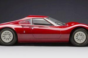 Até mesmo Enzo Ferrari adorava este único protótipo Dino by Pininfarina