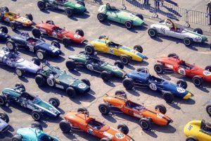 10 eventos de automóveis clássicos a não perder em 2017