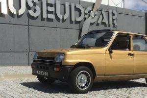 O meu clássico com história: Renault 5 TL Laureate de 1984