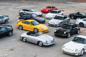 RM Sotheby's apresenta colecção de 42 Porsches