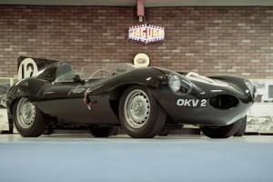 Este Jaguar D-Type de 1954 é um pedaço de história compartilhada