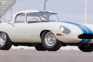 Este Jaguar E-Type é o mais caro de sempre