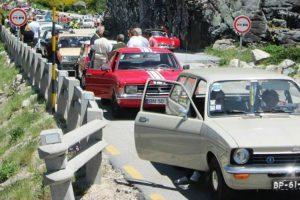 8º Passeio de Veículos Clássicos de Gouveia – Serra da Estrela