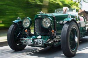 Aston Martin Ulster vendido por mais de dois milhões de euros no leilão da Bonhams