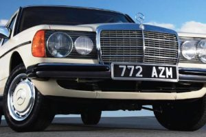 """Mercedes-Benz W123: The finest saloon car of the 20th Century?"""