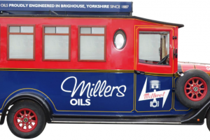 130º aniversário da Millers Oils