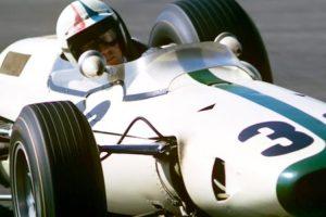 O caminho até à F1: Mike Spence