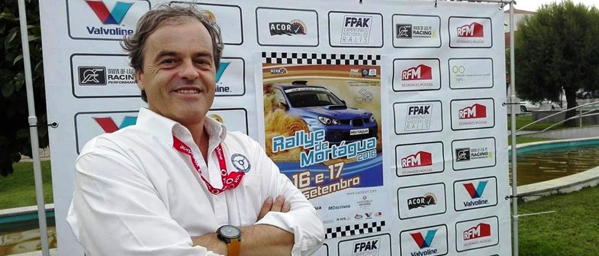 Morreu Jorge Amorim