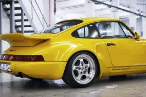 Os 5 modelos de série mais raros da Porsche