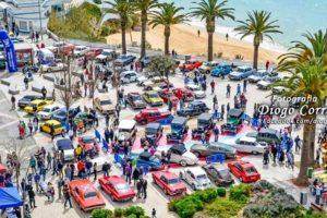 3º aniversário do encontro mensal de veículos clássicos de Armação de Pêra