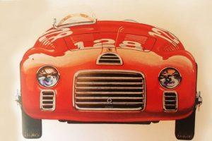 O primeiro Ferrari andou há 70 anos