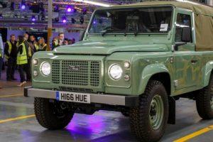 """Livro """"Land Rover em Portugal"""" será apresentado no Salão Motorclássico"""