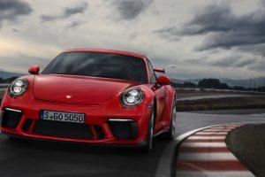 O novo 911 GT3 é perfeito para a estrada e para a pista