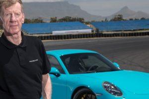 Porsche presta homenagem a Walter Röhrl, ícone do automobilismo