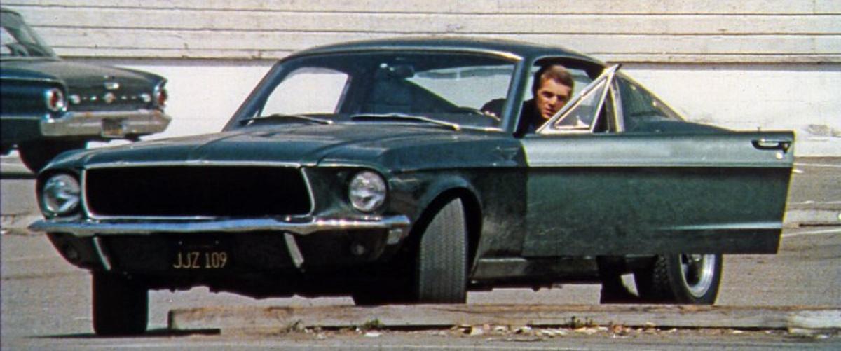 Ford Mustang conduzido por Steve McQueen encontrado após 50 anos