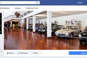 Museu do Caramulo atinge os 100 mil seguidores no Facebook