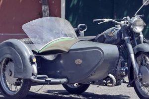 Motos históricas da GNR em destaque no Salão Motorclássico