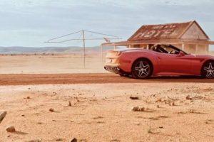 Ferrari California T: Da noite para o dia na Austrália