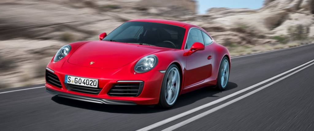 Novo modelo da Porsche: muitas inovações em toda a gama