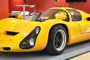Porsche eléctrico de Steve McQueen à venda por 1,1 milhões de dólares