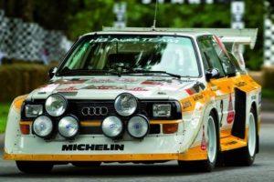 Este Audi Sport Quattro S1 E2 Replica honra a história do Grupo B