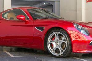 Alfa Romeo 8C Competizione à venda em Portugal por 285 mil euros